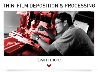 Thin-film deposition and processing