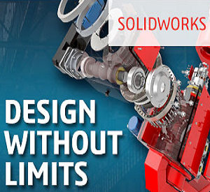 Solid works software