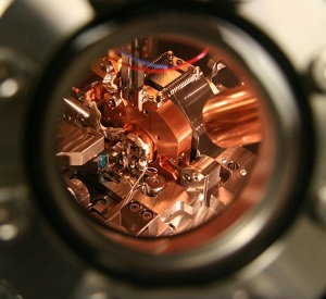 An instrument for imaging surfaces at the atomic level.