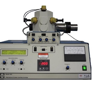 Used for various Scanning Electron Microscopy and Transmission Electron Microscopy applications.