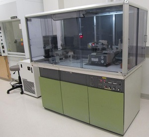 Used for X-ray diffraction.