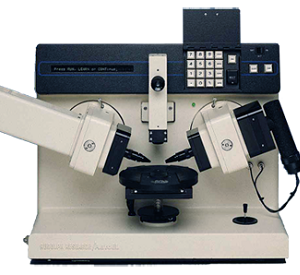 Used for thin film analysis.